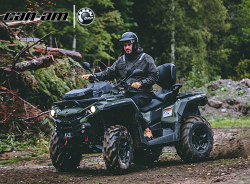 Can-am Outlander Max XT 570T