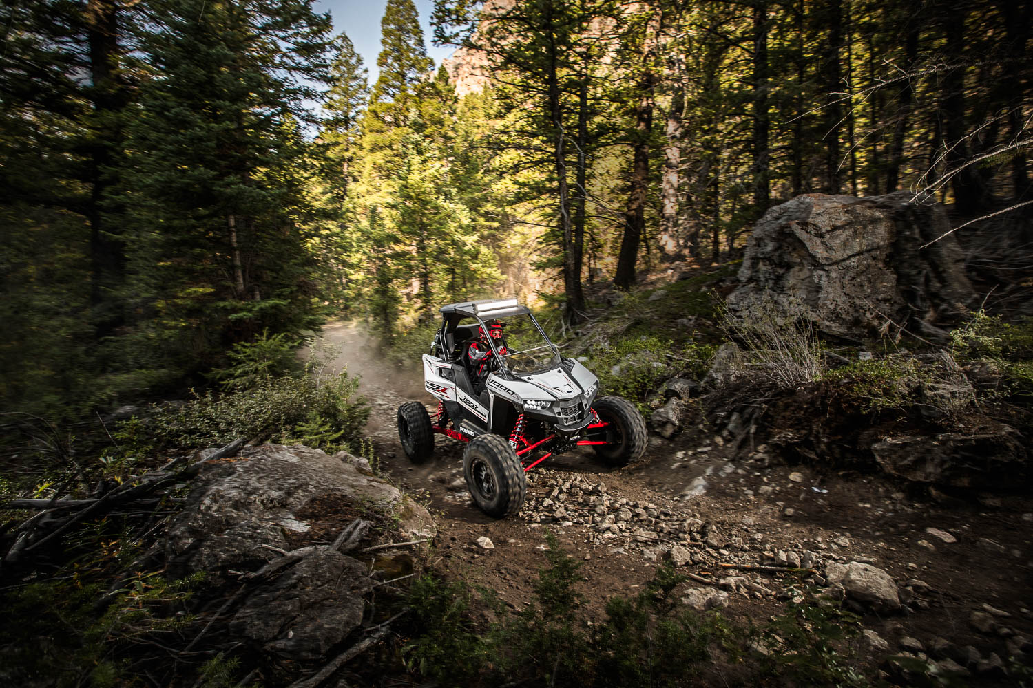 Nuevo Polaris RS1 off-road
