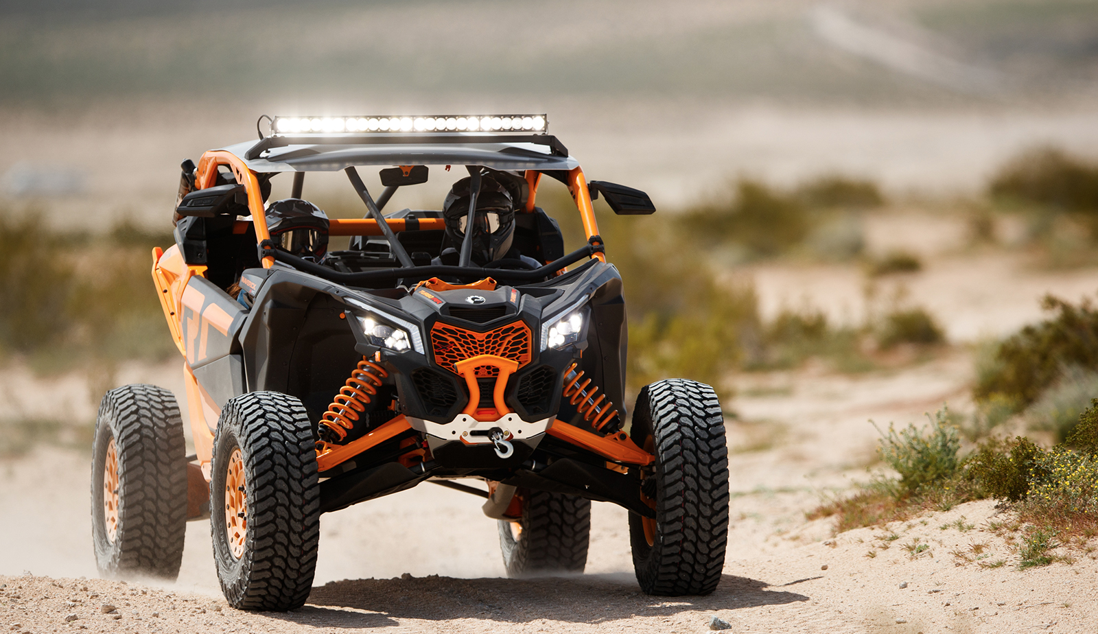 Maverick X rc 2020 vista frontal
