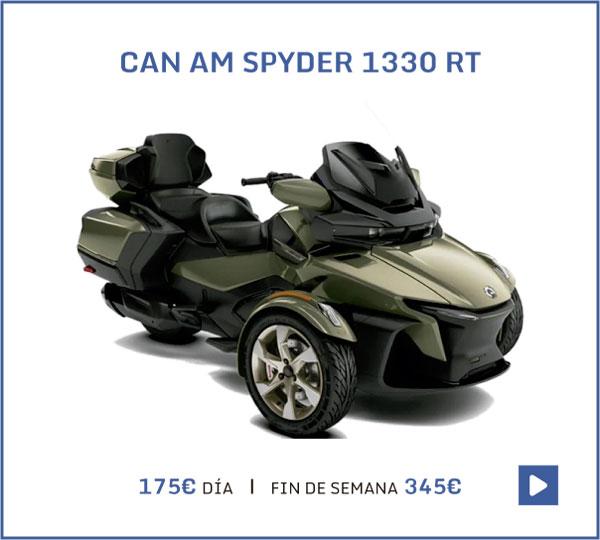 canam-spyder-rental